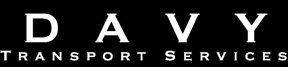 Logo Davy Transport